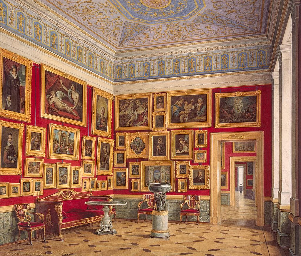 https://upload.wikimedia.org/wikipedia/commons/1/1a/Hau._Interiors_of_the_New_Hermitage._The_Study_of_Italian_Art._1860._1.jpg